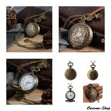 Montre Gousset Alice Au Pays Des Merveilles Bijoux Accessoire Collier Steampunk