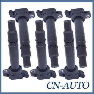6X Ignition Coils For Toyota Hilux GGN Landcruiser Prado 4.0L 1GR-FE 90919-02247