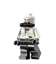 NEW LEGO STAR WARS DARTH VADER MINIFIG Bacta Tank figure minifigure 75251 castle