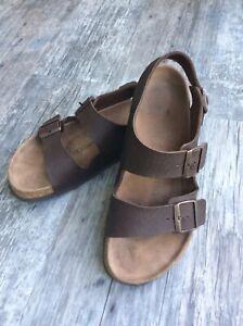 Birkenstock Milano Vegan Sandals size uk 8 / Eur 42