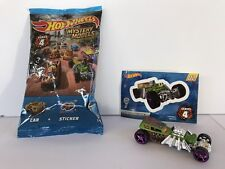 Hot Wheels 2018 MYSTERY MODELS Series 4 Special CHASE Street Creeper SEALED 2/8