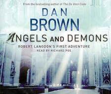 Angels and Demons by Dan Brown (CD Audio Book, 2004)