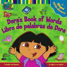 Dora the Explorer: Dora's Book of Words (Libro de Palabras de Dora) by Phoebe...