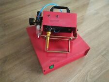 Pneumatic Dot Peen Marking Machine Vin Code Chassis Number Printer New 100*20 ht
