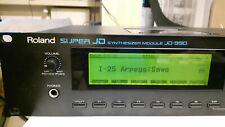 ROLAND JD 990 Super JD Synthesizer very good condition pro01