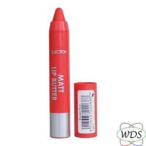 Lip Butter Moisturising Lipstick Liner 2 MATT PUMPKIN PIE