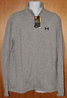 Men's Under Armour Storm Specialist Sweater Jacket Heather Gray  Choose Size