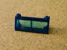 Lego City Vehicle Dark Blue Windscreen 2 x 6 x 2 Train r2