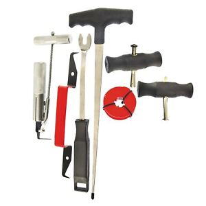 Windscreen Glass Removal Tool Set For Bonded And Rubberised Screens AN010