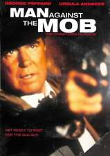 Man Against the Mob: The Chinatown Murders (DVD, 2004) New in Sleeve, Cut Corner