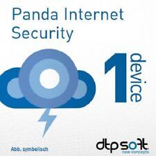 Panda Internet Security / Dome Advanced 2019 1 PC 1 Appareil 1 An BE EU