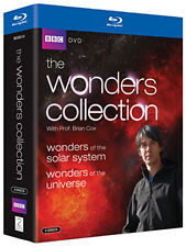WONDERS OF THE UNIVERSE / SOLAR SYSTEM - BLU-RAY - REGION B UK