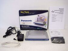 New Panasonic Network Security Camera Router Model Bb-Hgw700A-Fast Shipping!