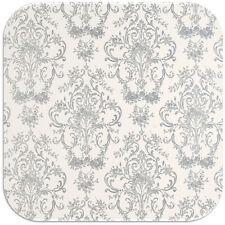 Laura Ashley Aston Silver Wallpaper (Same Batch) * FREE DELIVERY *