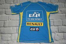 Renault   Racing Logo Sport T Shirt Tee Blue OMP Formula 1 size XL