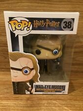 Funko Pop #38 Mad-Eye Moody from J.K. Rowling's Harry Potter Brand New