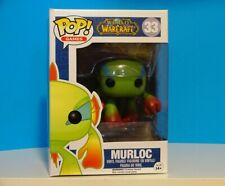 FUNKO POP! WORLD OF WARCRAFT #33 MURLOC VAULTED 2014 +P/Prot