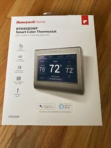 Honeywell Home RTH9585WF1004 Wi-Fi Smart Color Thermostat. New, Never Used
