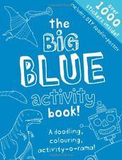 The Big Blue Activity Book,Libby Hamilton
