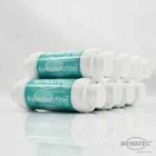 Dusch WC-Kalkschutzfilter MF100 2-Jahresvorrat 8 Stück - 1/2 Zoll von MEWATEC