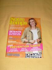 NOTRE TEMPS N°520 Avril 2013