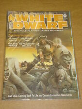 WHITE DWARF ROLE PLAYING MONTHLY #78 FN GAMES WORKSHOP MAGAZINE US