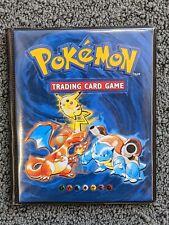 More details for original empty pokemon card album / binder / folder 1999 wotc | 8.5/10 condition