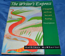 The Writer's Express : A Paragraph and Essay Text with Readings by Kathleen T. M