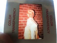 Vintage Original Unpublished Jayne Mansfield Busty Pinup Girl Slide/Transparency