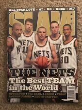 Slam Magazine, May 2002; The Nets The Best Team, Lebron James