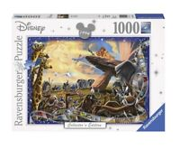 Ravensburger Disney Lion King Collector's Edition Jigsaw Puzzle - 1000 pieces