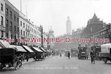 LO 52 - Victoria Street, Westminster, London - 6x4 Photo
