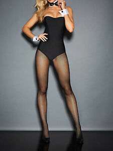 PEAVEY HOOTERS Playboy Pantyhose Fishnets Tights Pick Item Color & Size B C D Q