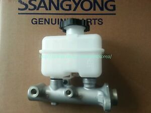 Genuine Power Brake Master Cylinder for SsangYong REXTON ABS #4854008107