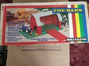 BRITAINS Farm N°4720 The Barn 1/32 Scale