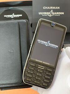 Ulysse Nardin Chairman Super Condition . Luxury phone. 0026/1846. Analogy Vertu.