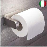 Portarotolo Carta Igienica, Ruicer Porta Carta Igienica Adesivo Porta Rotolo