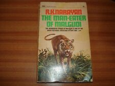 THE MAN EATER OF MALGUDI BY R K NARAYAN