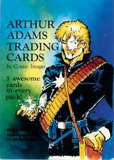Arthur Adams Comic Art Card Set
