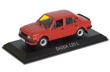 SKODA 120L  ( 1983 ) - 1/43 - IXO/IST -- NEW--NEU