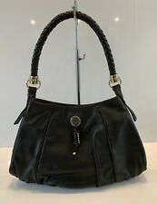 Yves Saint Laurent YSL Shoulder Bag Hobo Black