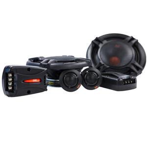 1 kit a 2 vie SP AUDIO SP-6.5KIT da 16,50 cm 360 watt max portiere sportelli