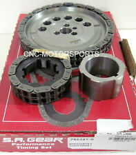 S.A. GEAR 78534T-9 Engine Timing Set LS2 LQ4 LQ9 6.0L LS6 5.7L 5.3L 2004-2007