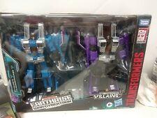 New listing Transformers Earthrise Seeker 2 Pack Target Exclusive Skywarp Thundercracker!