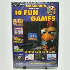[PC] Moorhuhn 10 Fun Games in Folie - PC