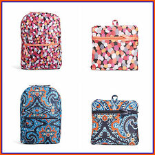 VERA BRADLEY BACKPACK IN POUCH PIXIE CONFETTIE MARRAKESH NEW FAST SHIPPING!