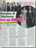 Coupure de presse Clipping 2010  - Benabar - ( 1 page)