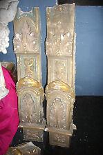 Coincé Pilastre Chapiteau Colonne De Stuc Décoration Historicisme