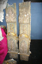 Stucco Pilaster kapitell pilastro stucklisene lisene Decorazione Historismus