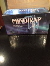 Mind Trap Game - Sealed - Vintage 1996 Pressman Toy Corp.
